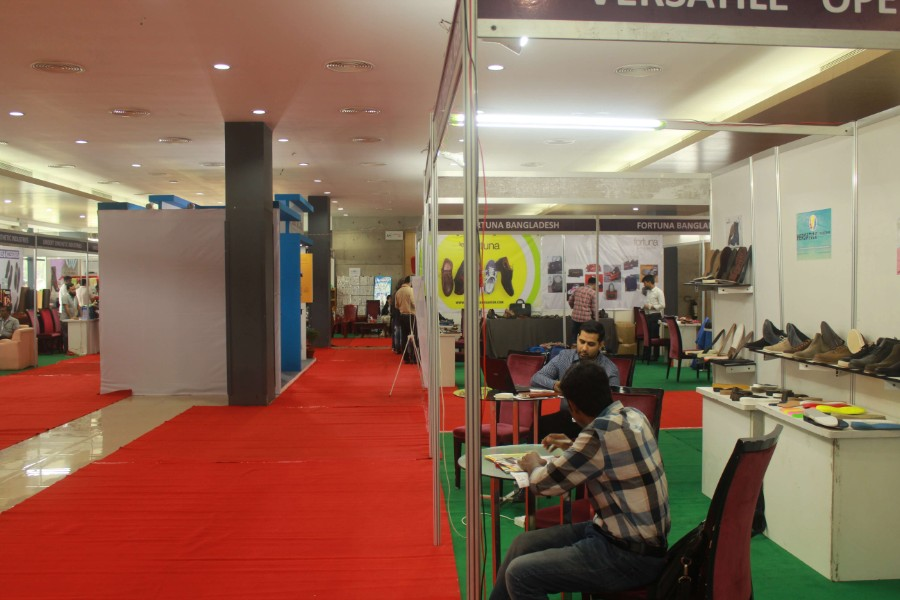 8th Leather and Footwear Fair in Bangladesh 2018-2019