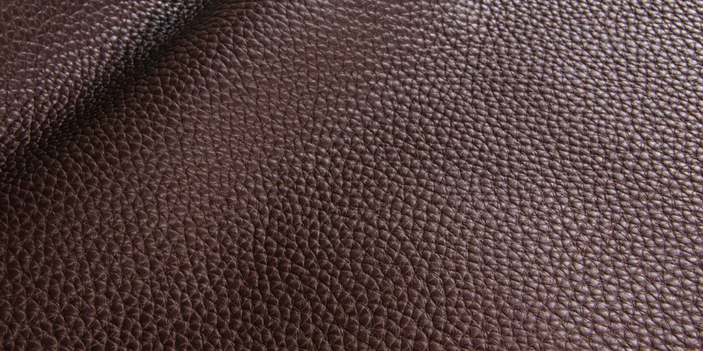 Deep Chocolate Color Full Grain Leather