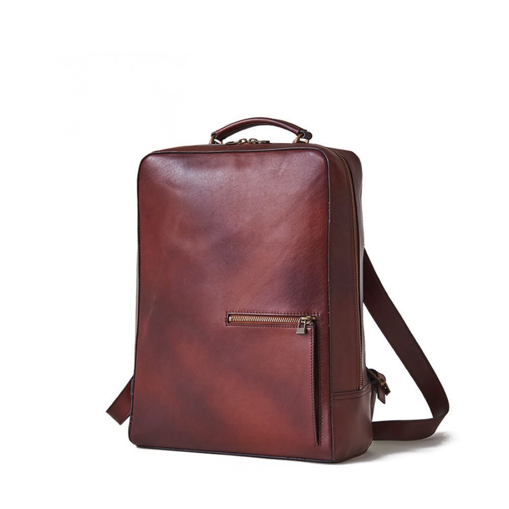 Mother House Group Produces Hand Made Genuine Leather Bags
