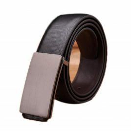 Black Dot Ambushed Business Class Leather Belt