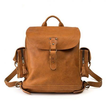 Blackish Master Color Shoulder Backpack