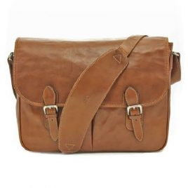 Brown Color Casual Satchels
