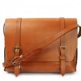Dark Master Color Casual Satchels