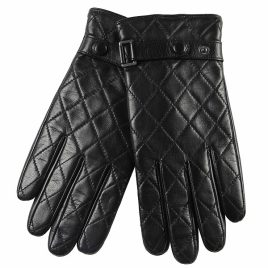 Full Upper Diamond Quilted Hand Gloves