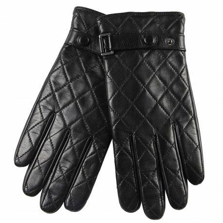 Full Upper Diamond Quilted Hand Gloves